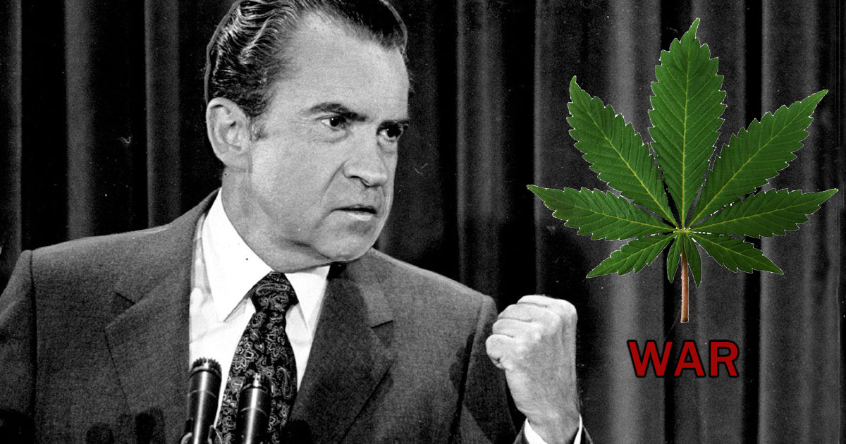 Is the war on drugs over?