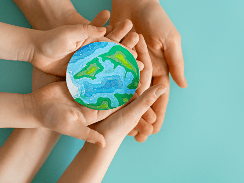 10 steps to save the planet