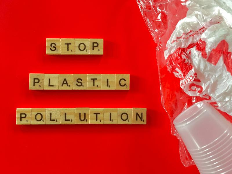 Reduzier Kunststoffmaterialien