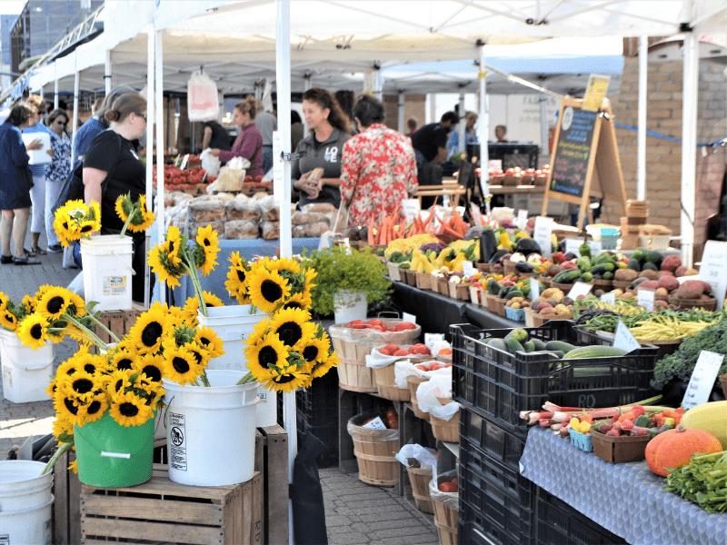Buy local sustanaible food